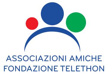 Logo associazioni amiche Telethon